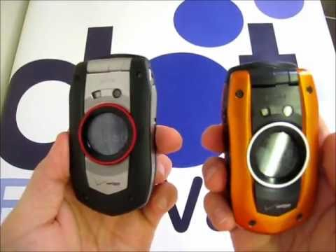 Casio G'zOne Boulder Phone Review