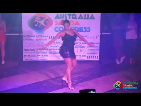 Uillana Adães | Australia Samba Congress 2018