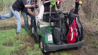 golf cart fail