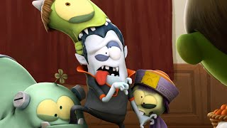 Funny Animated Cartoon | Zombie Invasion | 스푸키즈 | Videos For Kids | Kids Movies