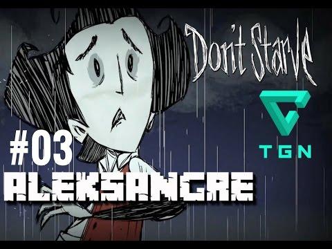 Don't Starve: Pocket Edition - Juego de Supervivencia - Android Gameplay en Español HD - ALEKSANGRE
