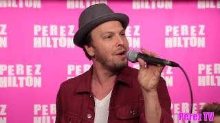 "Gavin DeGraw = ""Make A Move"" (Acoustic Perez Hilton Performance)"