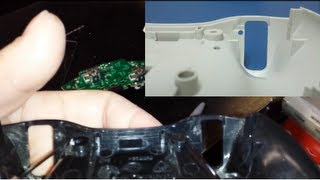 DIY GAMER TUTORIAL HOW 2 BUILD YOUR OWN 360 Scuf Style Controller Adjustable Triggers Stops Remaps