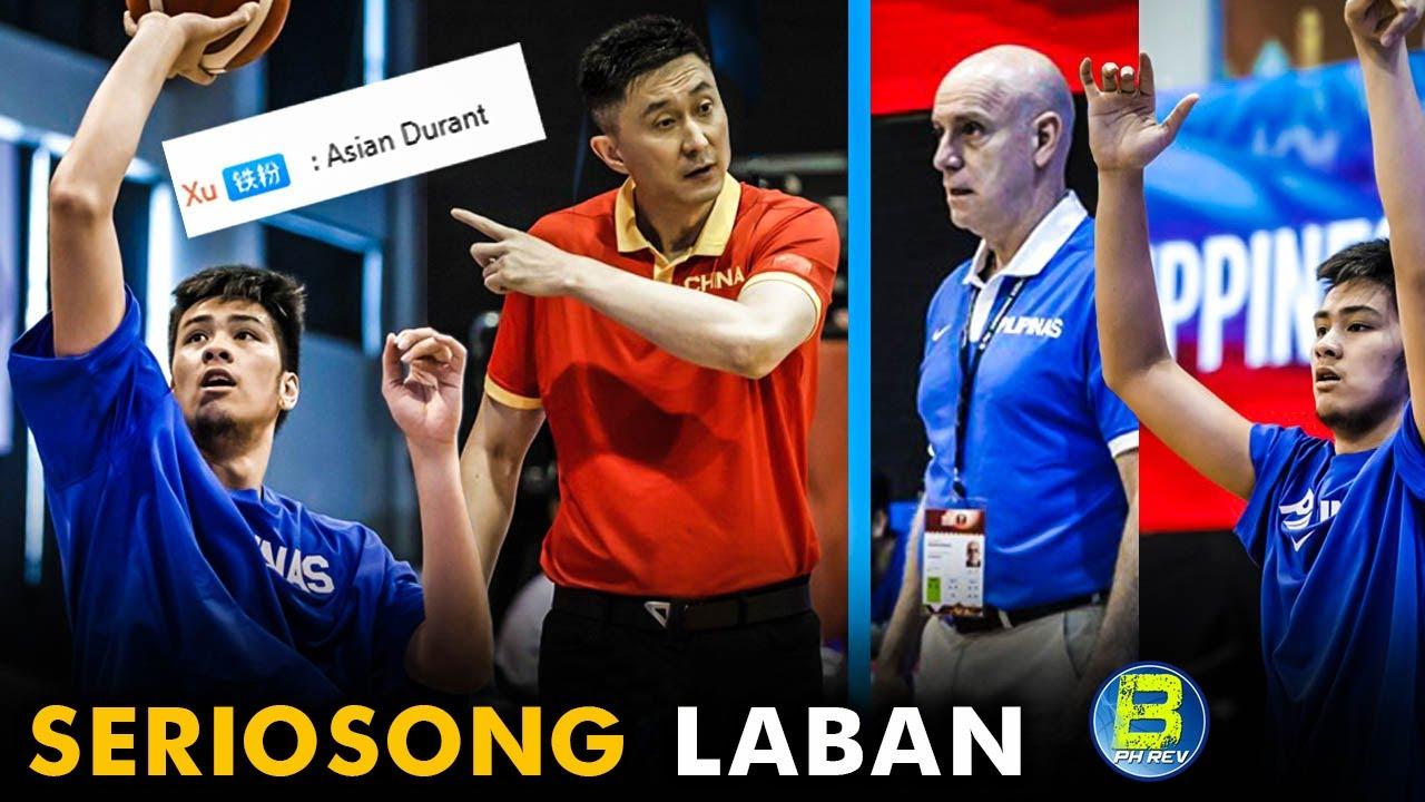 SOLID PARIN ang GILAS  Line-Up | KAI SOTTO Tinawag na ASIAN DURANT ng Chinese Fan