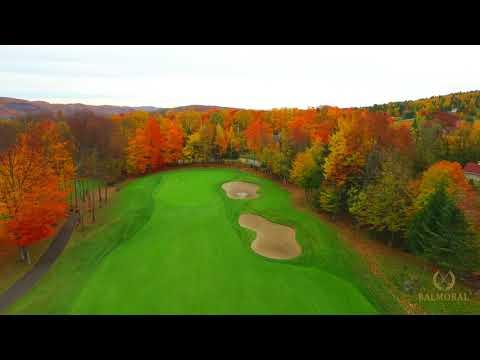 Club de golf Le Balmoral - Trou #1