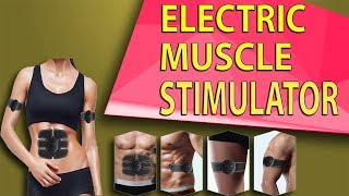 New ABS Muscle Stimulation  2018