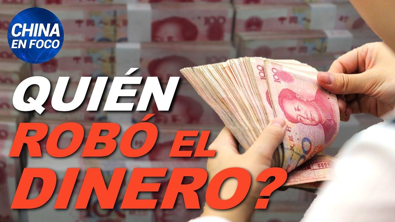 Inversores estafados por empresa china reclaman su dinero, pero solo son reprimidos | China en Foco