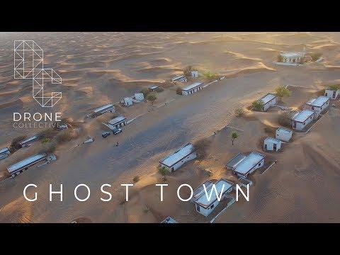 Ghost Town - Sharjah, UAE - Drone
