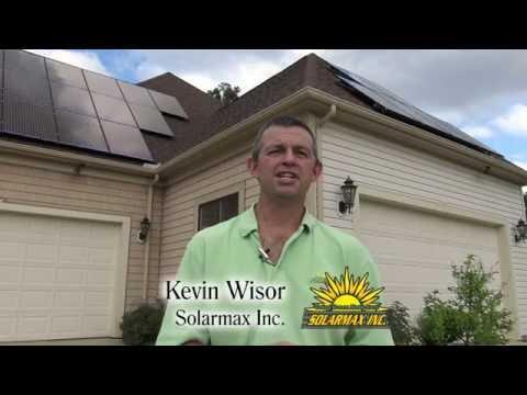 HOW DOES SOLAR POWER WORK | SOLARMAX INC. | MEDINA
