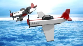 Wood Toy Plans - Table Saw P-51 Mustang Airplane