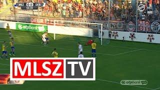 Mezőkövesd Zsóry FC - DVSC-TEVA | 0-1 | OTP Bank Liga | 4. forduló | MLSZTV