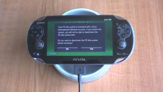 4962 How to return PS Vita back to factory default