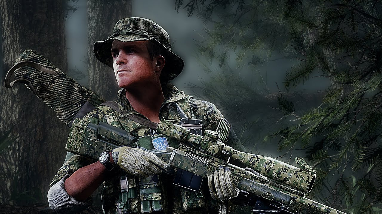 SEAL-Team 6 Kampfausbildung - Teil 1: Der Scharfschütze - Medal of Honor  Warfighter
