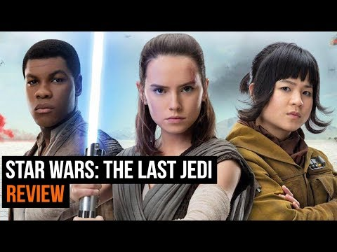 Download Youtube: Star Wars: The Last Jedi Review - SPOILER FREE