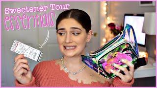 What's in my Sweetener Tour Bag? Ariana Grande Sweetener Tour Essentials | Amber Greaves