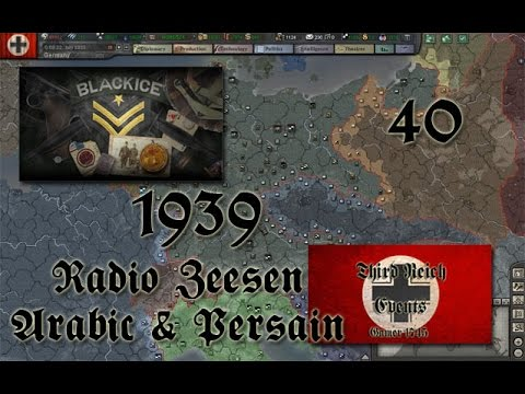 Let's Play Hearts of Iron 3: Black ICE 8 w/TRE - 040 (Germany)