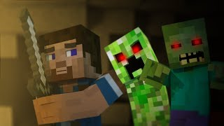 Chasing The Mobs - A Minecraft Parody of Chasing The Sun