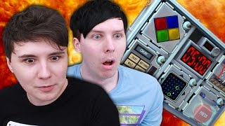 BOMB DISPOSING DISASTER - Dan and Phil play: Keep Talking And Nobody Explodes #2