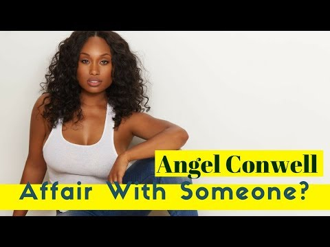 Is Angel Conwell In Affair With Someone? She Has No strong Feeling To her ExBoyfriend