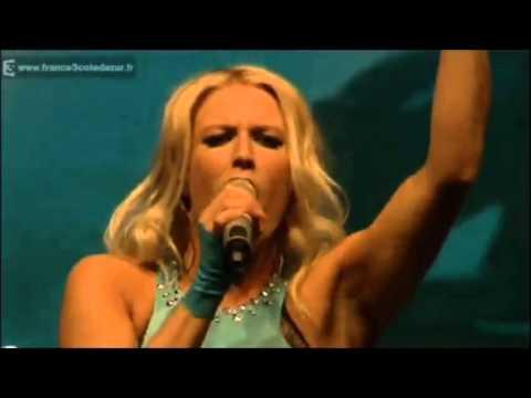 Cascada - Summer Of Love (Live @ Kiss FM-France 05.06.2013)