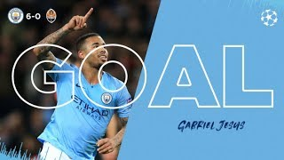 Download Video Manchester City vs Shakhtar Donetsk 6-0 Highlights MP3 3GP MP4