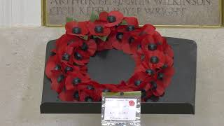 Royal College of Music - Remembrance
