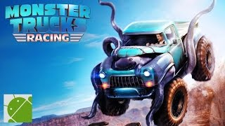 Monster Truck Racing (by Reliance Big Entertainment) - Android Gameplay HD