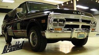 1970 GMC Shortbed Pickup 350 V8 4 BBL 4.11 Posi -  Very Slick Classic Truck