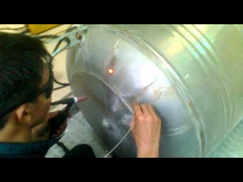 hàn bồn nước nhựa,inox đại thành
