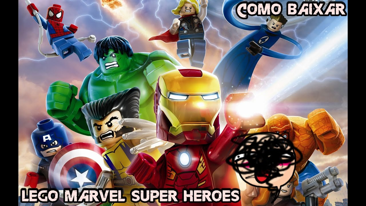 Iron Man 3d Live Wallpaper Apk Como Baixar E Instalar 30 Lego Marvel Super Heroes Youtube