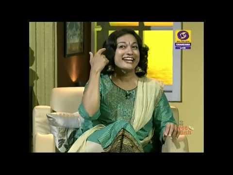 Kannada Actress Suman Nagarkar In Shubhodaya Karnatka | DD Chandana