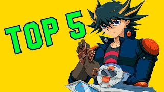 TOP 5 - PSP Battle Cards Games