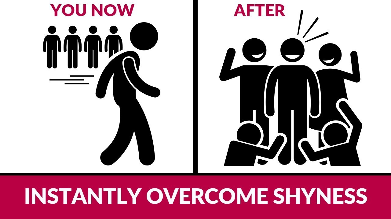 8 Life Hacks To Instantly Stop Shyness How To Overcome