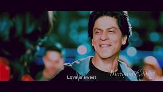 Dil Cheez Tujhe Dedi ft. SRK