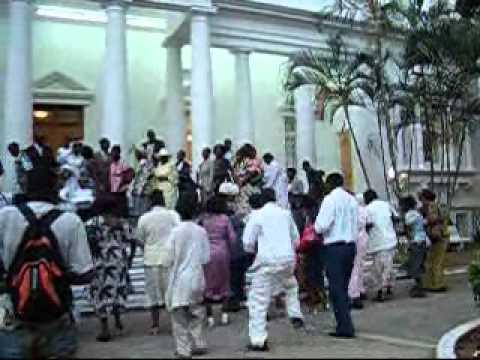 Wedding in Maputo