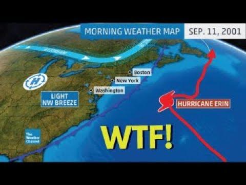 The Incredible Hurricane of 9/11 or Geoengineering an Inside Job