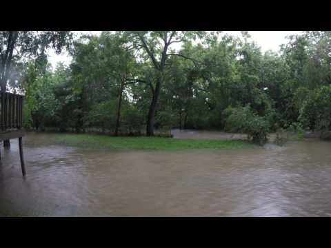 Flooding Creek Time Laps Video