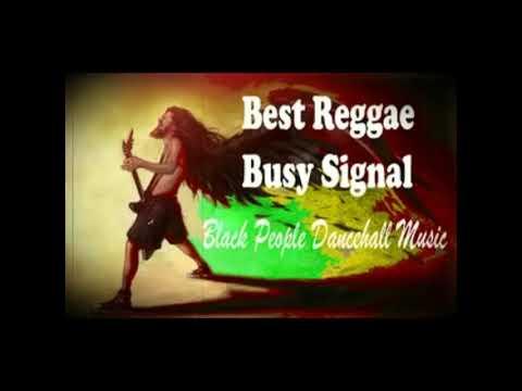 Смотреть клип Busy Signal -Сигнал Занятости-- Регги--Черные Люди # Dancehall-Музыка онлайн бесплатно в качестве