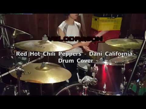 Red Hot Chili Peppers - Dani California (Drum Cover)