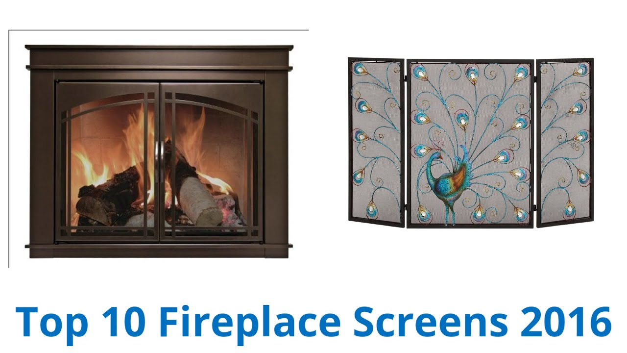 10 best fireplace screens 2016 youtube