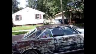 66 Galaxie 500 Burnout