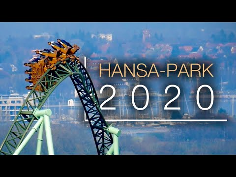 Hansa-Park Neuheit 2020
