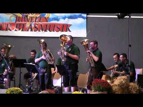 Rheinhessische Schoppebläser - Slavonicka Polka - Kronjuwelen der Blasmusik 2014