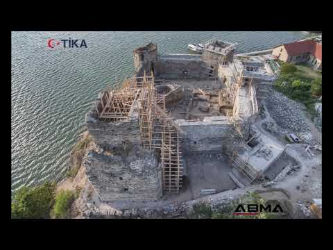 Tvrđava Ram - Pre I Posle Restauracije