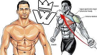 Total Upper Body Workout!! CHEST +Biceps SHOULDERS +Triceps