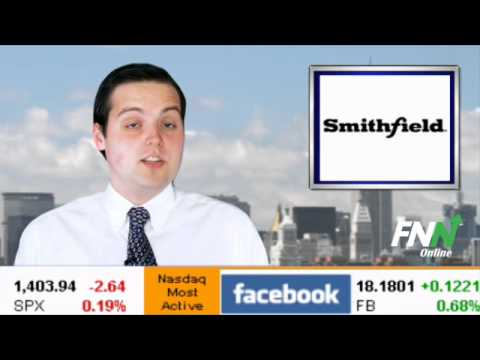 Smithfield Foods Misses Earnings Estimates on Lower Meat Sales