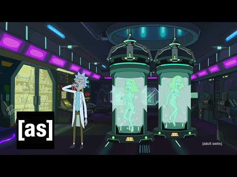 Don't Look Back (Music Video) | Rick And Morty | Adult Swim