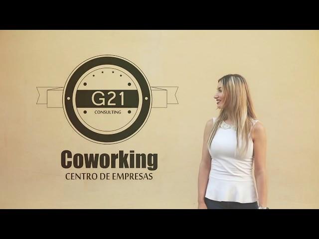 Coworking G21 - spot Miss Norte 2017