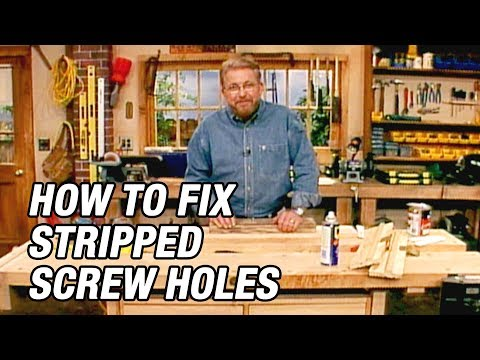how-to-fix-stripped-screw-holes