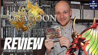 THE LEGEND OF DRAGOON Review | PS1